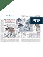 Infografia Everest La Vanguardia