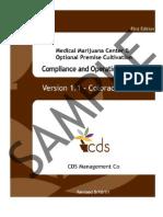 Sample Compliance Manual