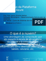 Windows Azure Platform Intro SSSantos