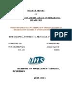 Mib0901 Project Report