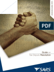 59087 0 Tax Guide on Dispute Resolution Guide 20051
