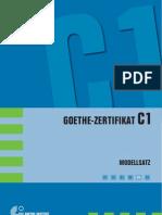 german test level C2