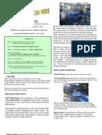 Moraga Rotary Newsletter -- May 10, 2011