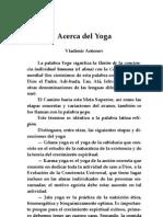 Acerca Del Yoga