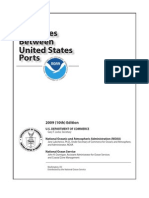 NOAA Nautical Distances Rev10