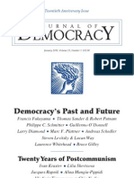 Democracy's Past and Future