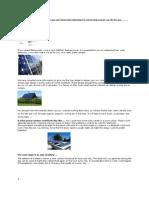 Claymore Solar Basics