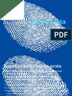 Otisak Prsta Fingerprint