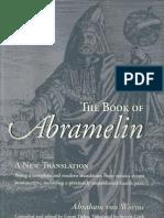 George Dehn, Steven Guth, Lon Milo Duquette - The Book of Abramelin - A New Translation