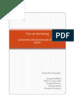 Plan de Marketing Example