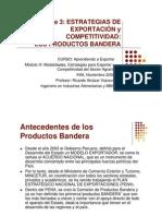Modulo III%2c Clase 3 Competitividad y Productos Bandera