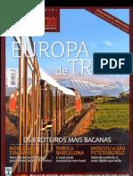 Europa de Trem (2010) - Dagomir Marquezi