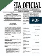 Decreto 8202 Reforma Parcial de la Ley Orgánica del Trabajo