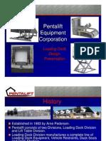Dock Design Slide Presentation
