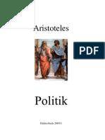 Aristoteles - Politik