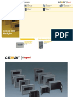 Caixas Medição - CEMAR