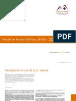 Manual de Normas Gráficas Clínica Alemana de Pto Varas