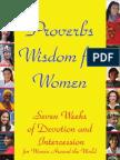 Proverbs Wisdom for Women (excerpt)