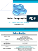 Debuz Company Profile