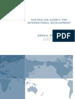 AusAID Report 2009