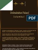 Palatul Dolmabahce-Istanbul