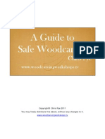 Safe Woodcarving