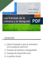 Las trampas de la pobreza y la desigualdad - Jairo Nuñez