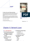 Networks - Chapter 4 - Network Layer 1spp