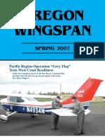 Oregon Wing - Mar 2007