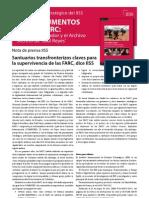 FARC Files Summary - Spanish