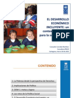 El desarrollo económico incluyente - Consuelo Corredor