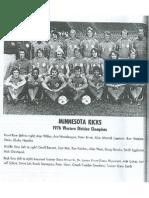 Kicks Squad 1976