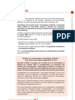 CNIL_Politique