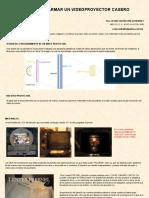 Manual Para Armar Tu Videoproyector