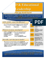 ADHD and Leadership