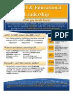 ADHD and Leadership