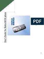 Nokia 6610i UG En