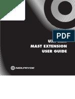 Neil Pryde_UXT MXT Mast Extension Hi