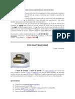 Manutenção do motor e automático de partida do NIVA (net)