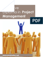 Ex-Diploma in Project Management Course Description