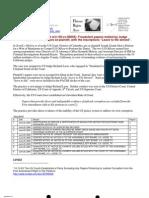 09-06-29 Zernik v Melson et al (1:09-cv-00805) in the US Court, District of Columbia