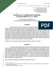Articulo Estudio de La Composion Corporal - Francisco Berral