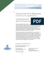 Sant Rajinder Singh Ji Maharaj - Visions of the New Millenium