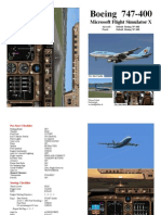FSX B-747-400