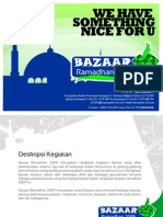 Proposal Bazaar