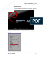 Instalasi LINUX Debian 5 Lenny