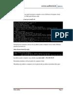 Instalasi SSH pada debian 5 lenny