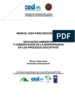 Manual de Educacion Ambiental