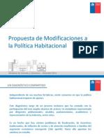 2010_12_23 - PPT Modificaciones Politica Habitacional - Estat