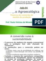 Aula 04 Transição Agroecológica